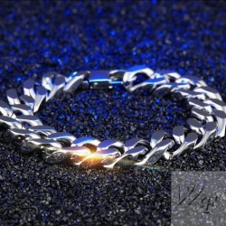 Titanium steel bangle TR014