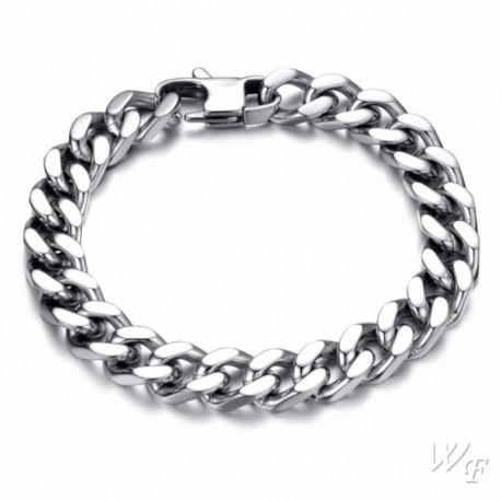 Titanium steel bangle TMB120