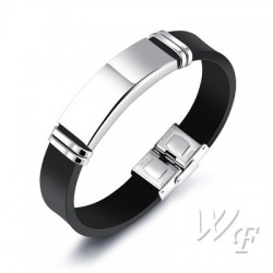 Titanium steel bangle TMB126