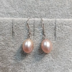 925 Silver Freshwater Pearl Earrings SEP038