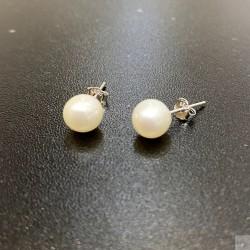 925純銀淡水珍珠耳環 SEP218