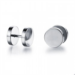 Titanium steel earrings TE049